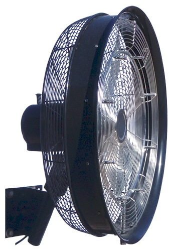 Misting Fans Texas : Hydromist professional misting fans pump required